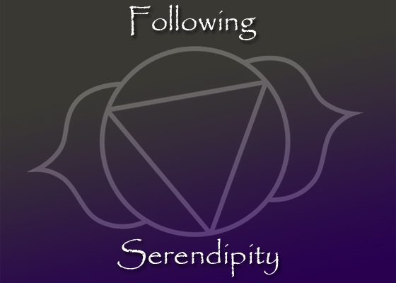 Following Serendipity